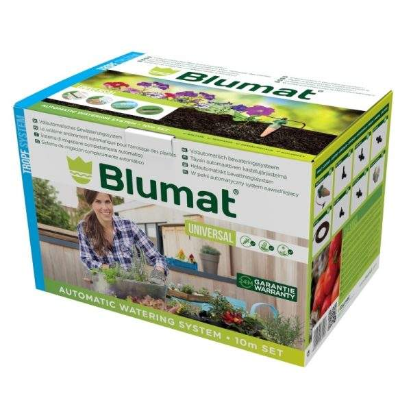 40 cone Blumat kit with pressure reducer